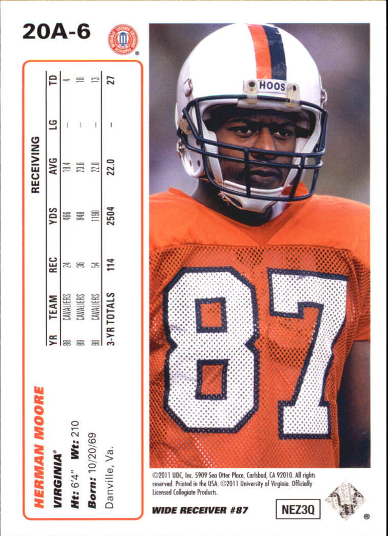 2011-Upper-Deck-FB-20th-Anniversary-Inserts-You-Pick-Buy-10-cards-FREE-SHIP thumbnail 9