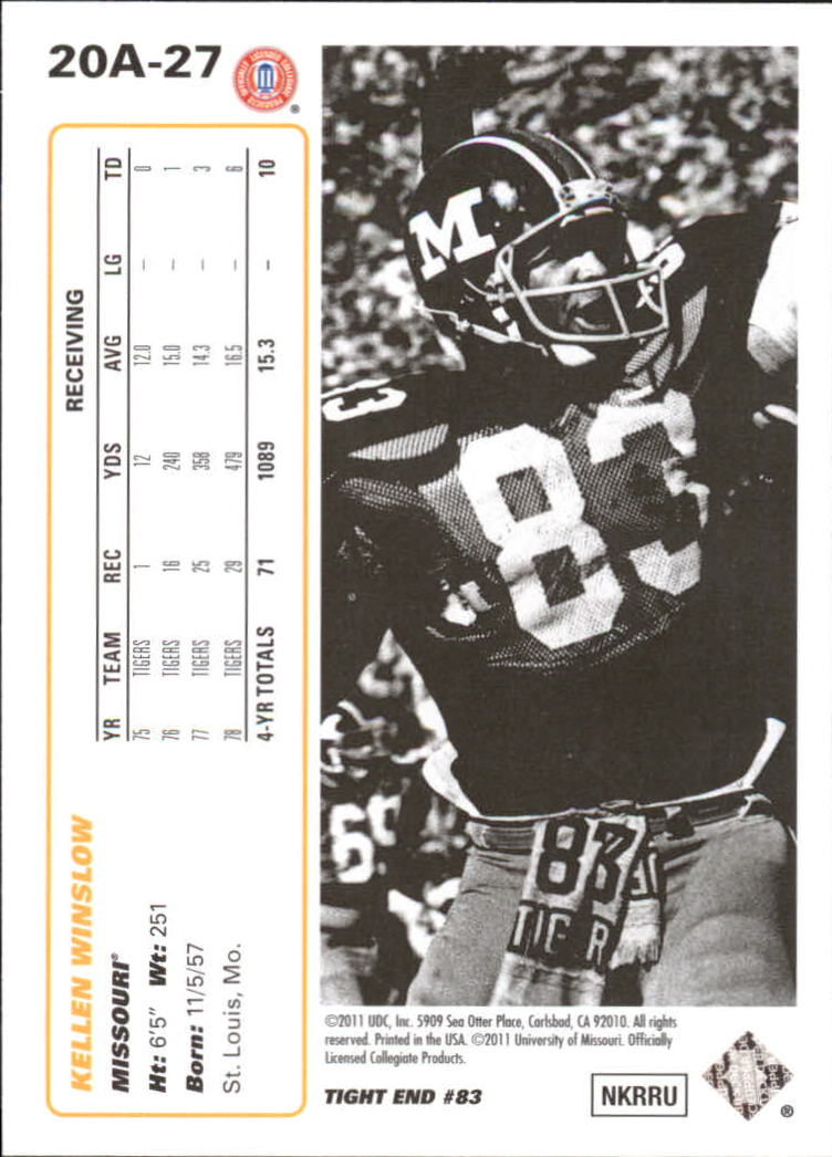 2011-Upper-Deck-FB-20th-Anniversary-Inserts-You-Pick-Buy-10-cards-FREE-SHIP thumbnail 36