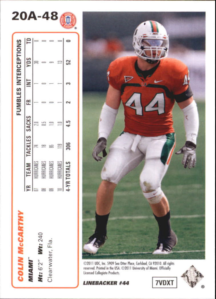 2011-Upper-Deck-FB-20th-Anniversary-Inserts-You-Pick-Buy-10-cards-FREE-SHIP thumbnail 63