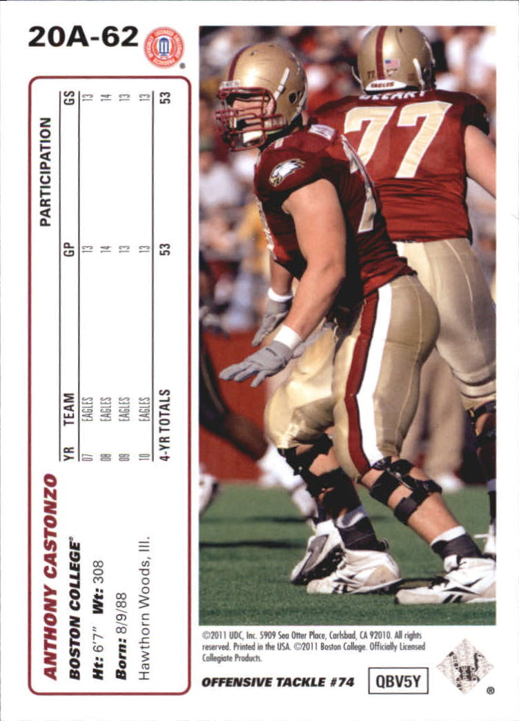 2011-Upper-Deck-FB-20th-Anniversary-Inserts-You-Pick-Buy-10-cards-FREE-SHIP thumbnail 81