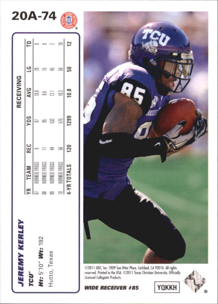 2011-Upper-Deck-FB-20th-Anniversary-Inserts-You-Pick-Buy-10-cards-FREE-SHIP thumbnail 100