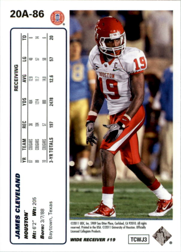 2011-Upper-Deck-FB-20th-Anniversary-Inserts-You-Pick-Buy-10-cards-FREE-SHIP thumbnail 120