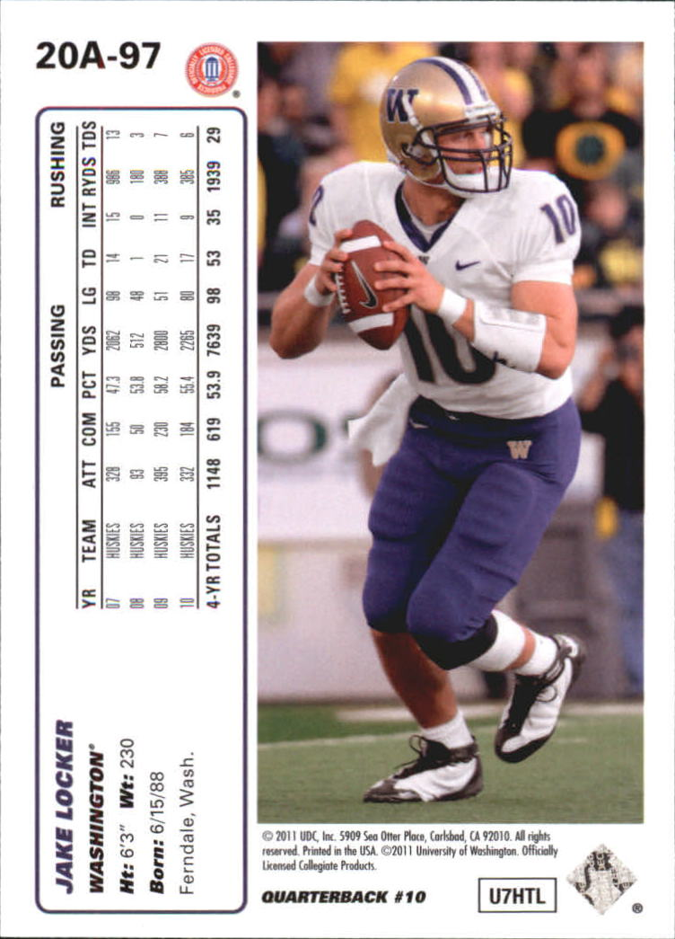 2011-Upper-Deck-FB-20th-Anniversary-Inserts-You-Pick-Buy-10-cards-FREE-SHIP thumbnail 137