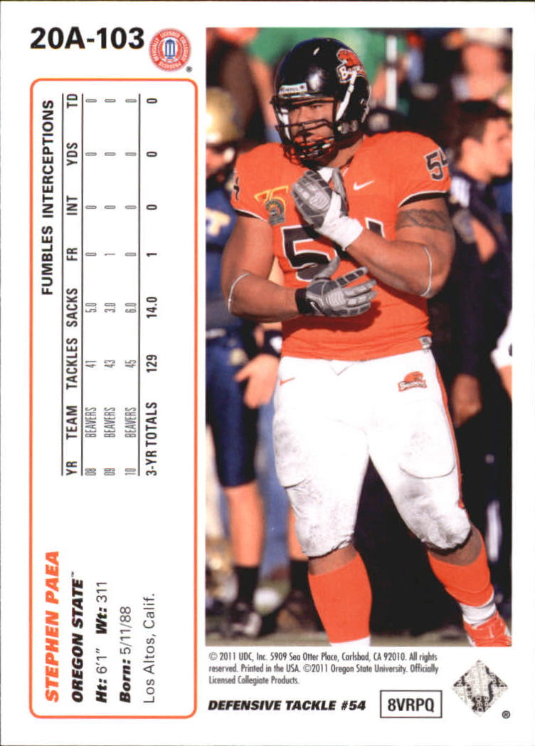 2011-Upper-Deck-FB-20th-Anniversary-Inserts-You-Pick-Buy-10-cards-FREE-SHIP thumbnail 147