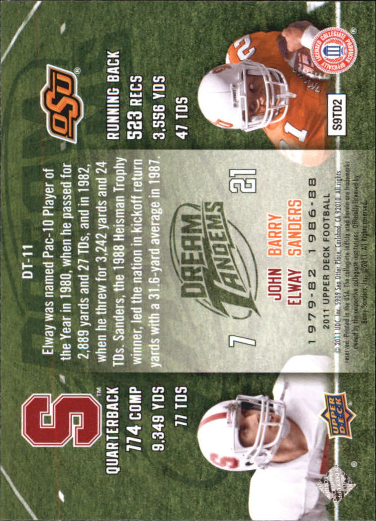 2011-Upper-Deck-FB-20th-Anniversary-Inserts-You-Pick-Buy-10-cards-FREE-SHIP thumbnail 340