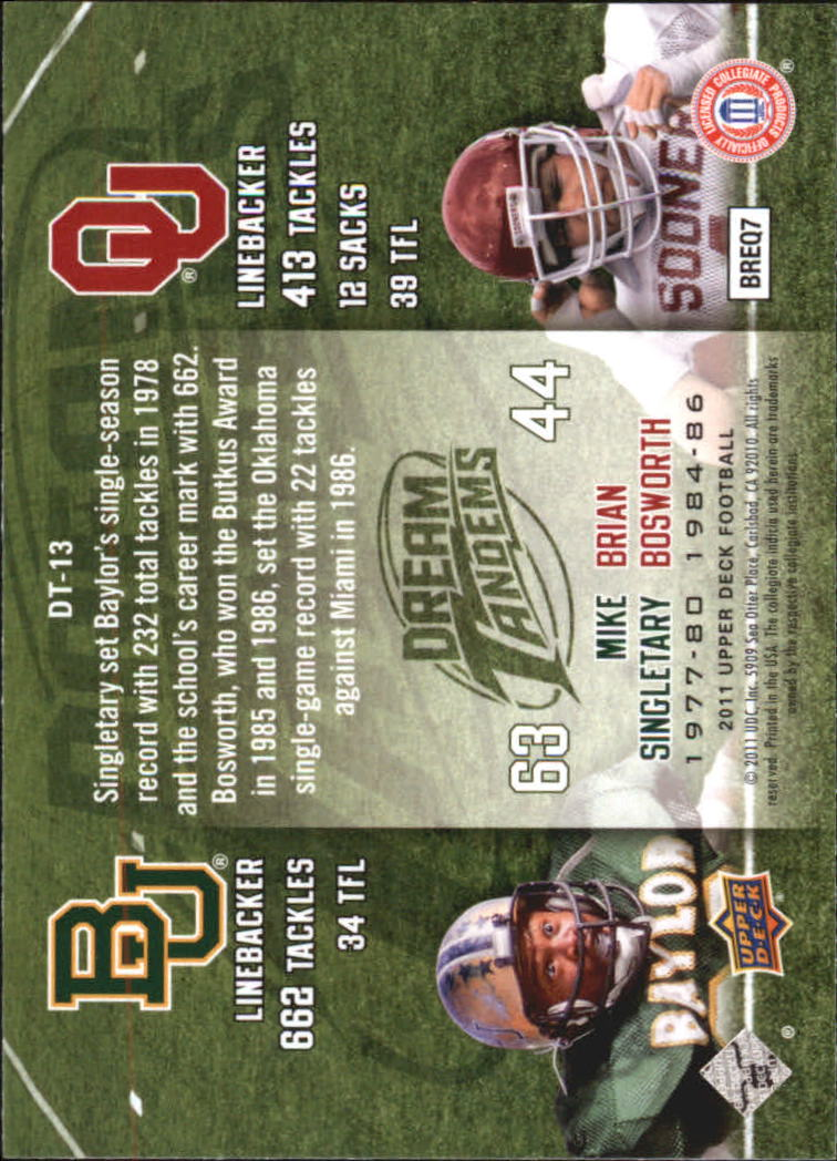 2011-Upper-Deck-FB-20th-Anniversary-Inserts-You-Pick-Buy-10-cards-FREE-SHIP thumbnail 344
