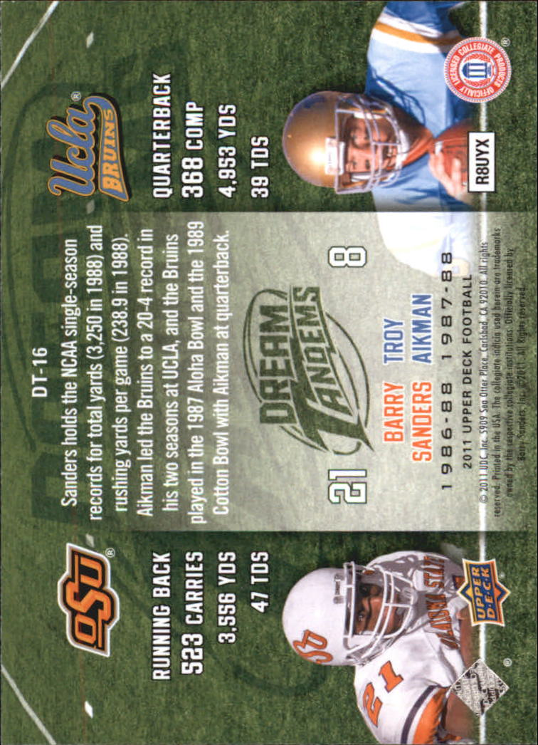 2011-Upper-Deck-FB-20th-Anniversary-Inserts-You-Pick-Buy-10-cards-FREE-SHIP thumbnail 348