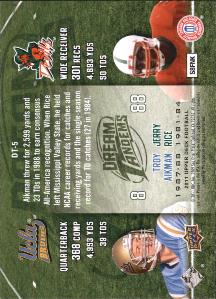 2011-Upper-Deck-FB-20th-Anniversary-Inserts-You-Pick-Buy-10-cards-FREE-SHIP thumbnail 330