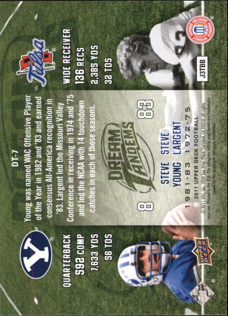 2011-Upper-Deck-FB-20th-Anniversary-Inserts-You-Pick-Buy-10-cards-FREE-SHIP thumbnail 334