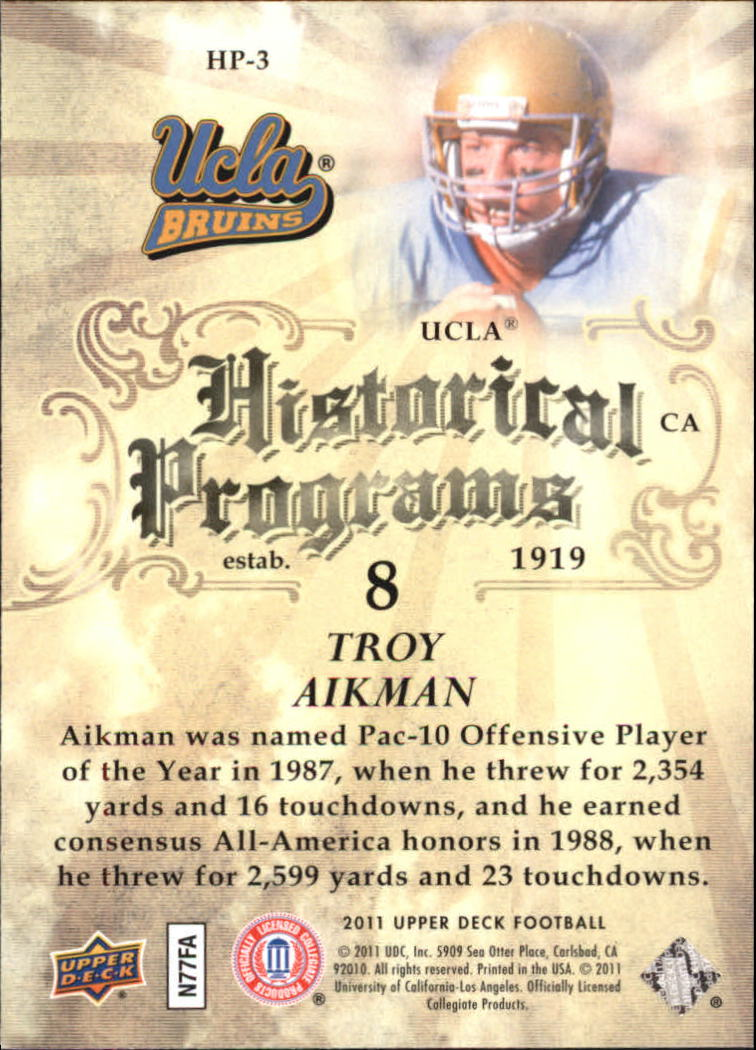 2011-Upper-Deck-FB-20th-Anniversary-Inserts-You-Pick-Buy-10-cards-FREE-SHIP thumbnail 358