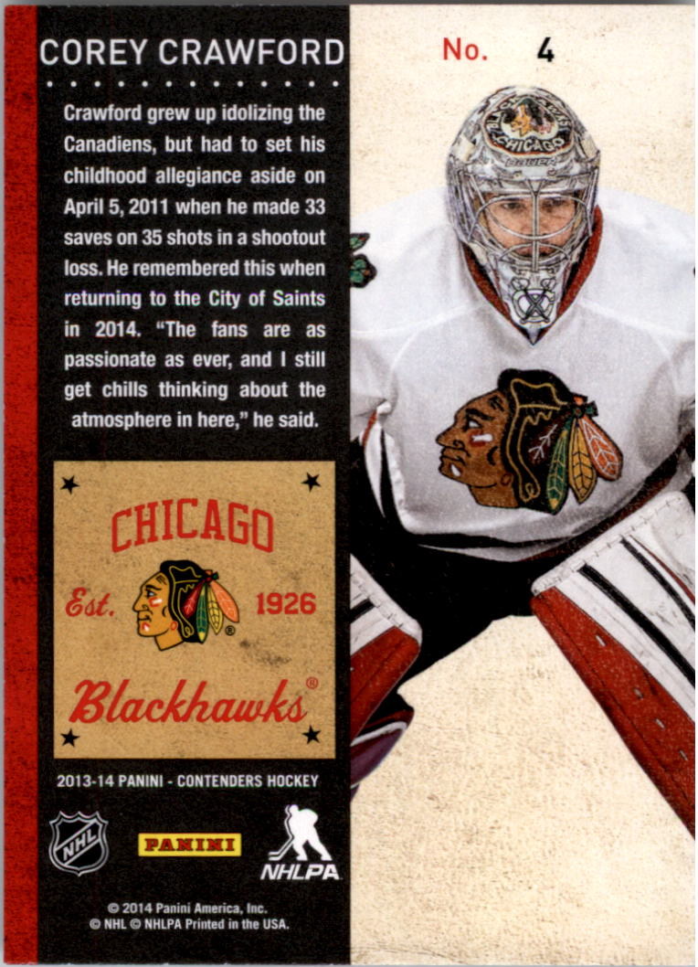 2013-14-Panini-Contenders-Hockey-Pick-Card-From-List thumbnail 7