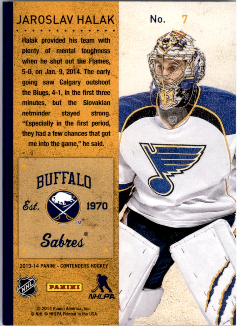 2013-14-Panini-Contenders-Hockey-Pick-Card-From-List thumbnail 11