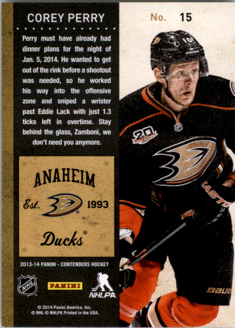 2013-14-Panini-Contenders-Hockey-Pick-Card-From-List thumbnail 21