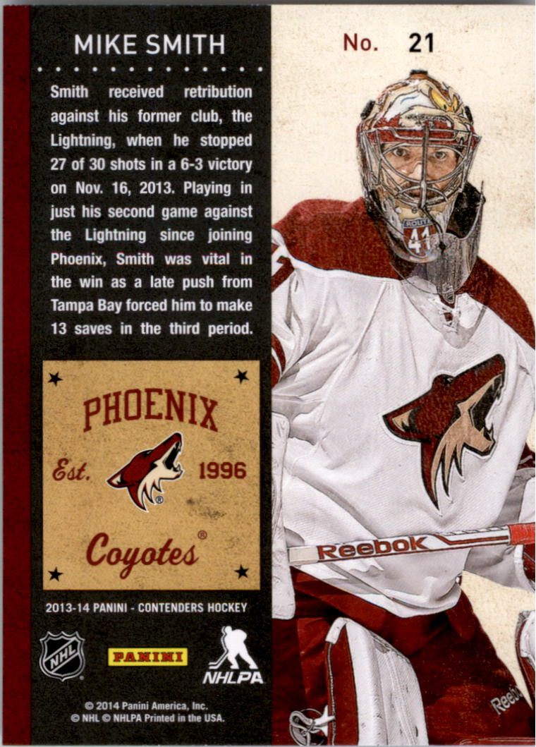 2013-14-Panini-Contenders-Hockey-Pick-Card-From-List thumbnail 31