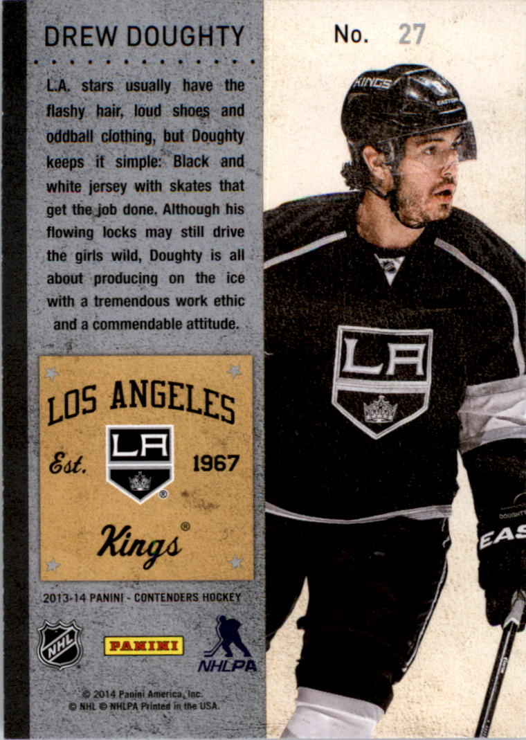 2013-14-Panini-Contenders-Hockey-Pick-Card-From-List thumbnail 41