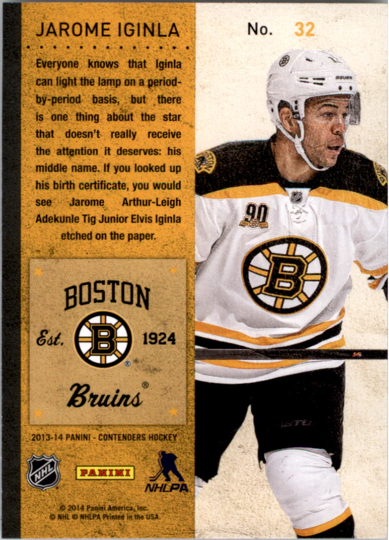 2013-14-Panini-Contenders-Hockey-Pick-Card-From-List thumbnail 47