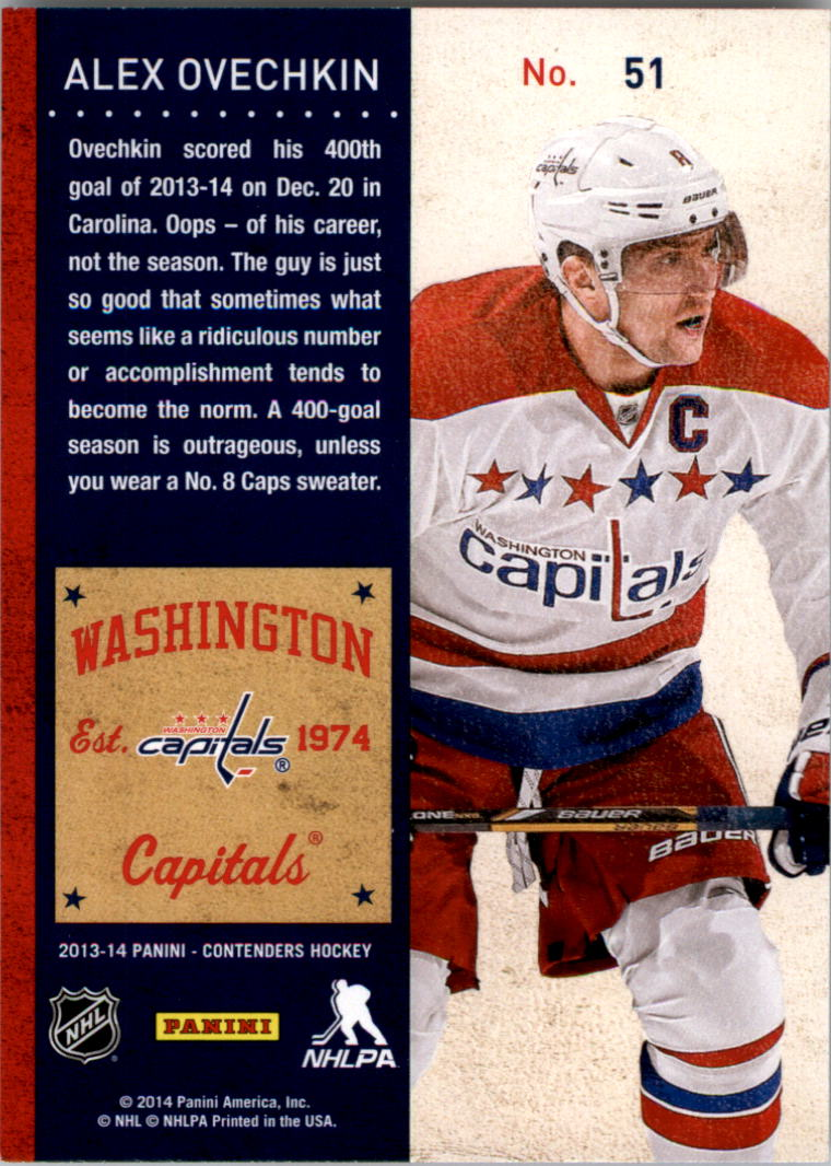 2013-14-Panini-Contenders-Hockey-Pick-Card-From-List thumbnail 77