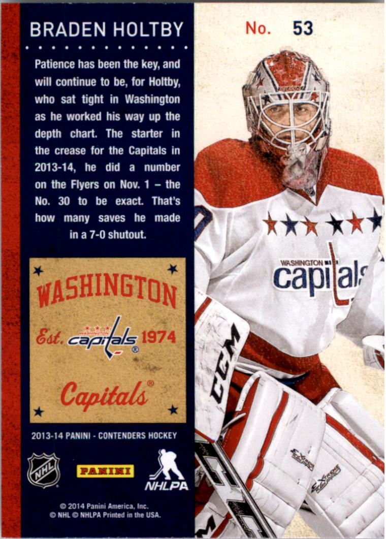 2013-14-Panini-Contenders-Hockey-Pick-Card-From-List thumbnail 81