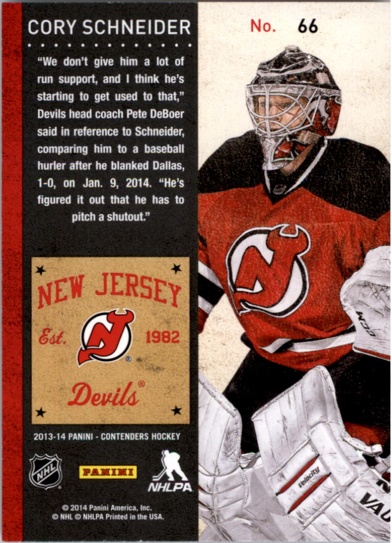 2013-14-Panini-Contenders-Hockey-Pick-Card-From-List thumbnail 99