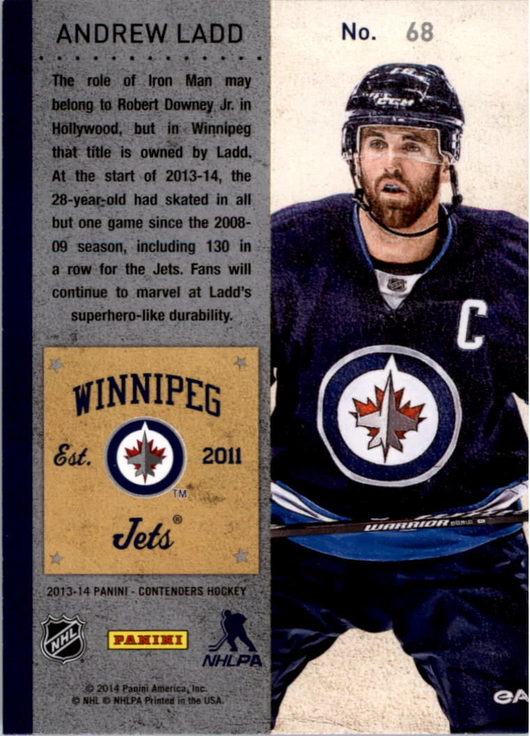 2013-14-Panini-Contenders-Hockey-Pick-Card-From-List thumbnail 103