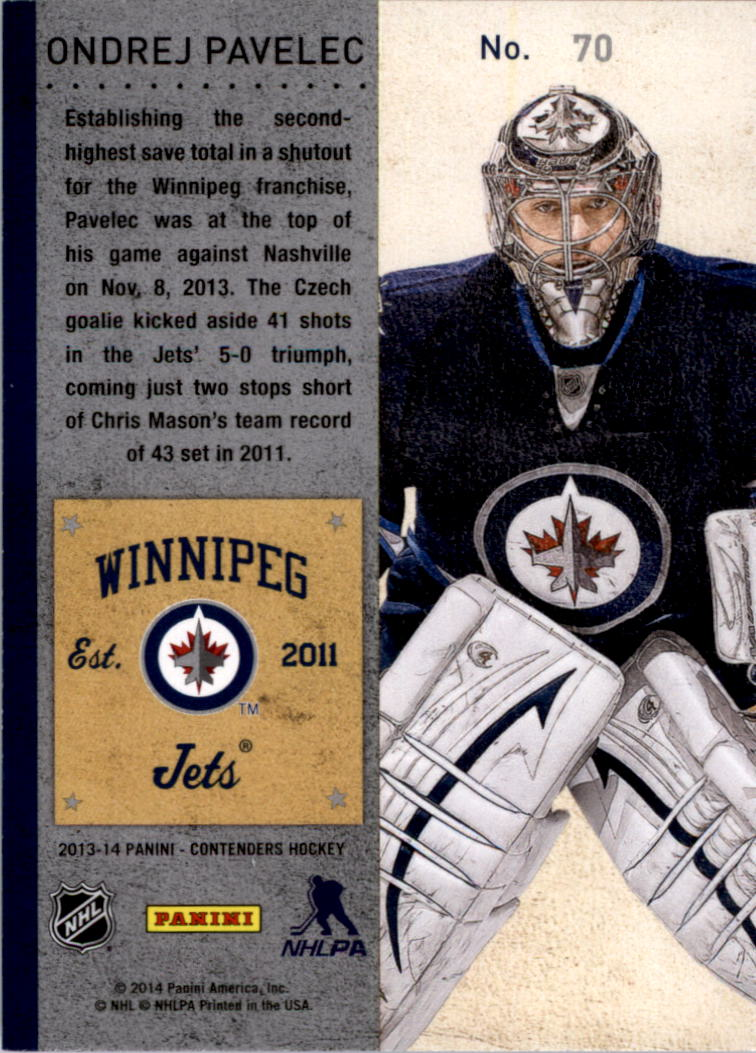 2013-14-Panini-Contenders-Hockey-Pick-Card-From-List thumbnail 107