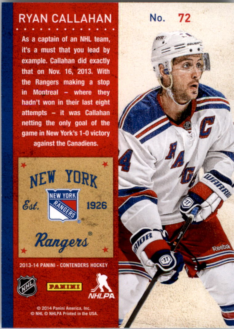 2013-14-Panini-Contenders-Hockey-Pick-Card-From-List thumbnail 109