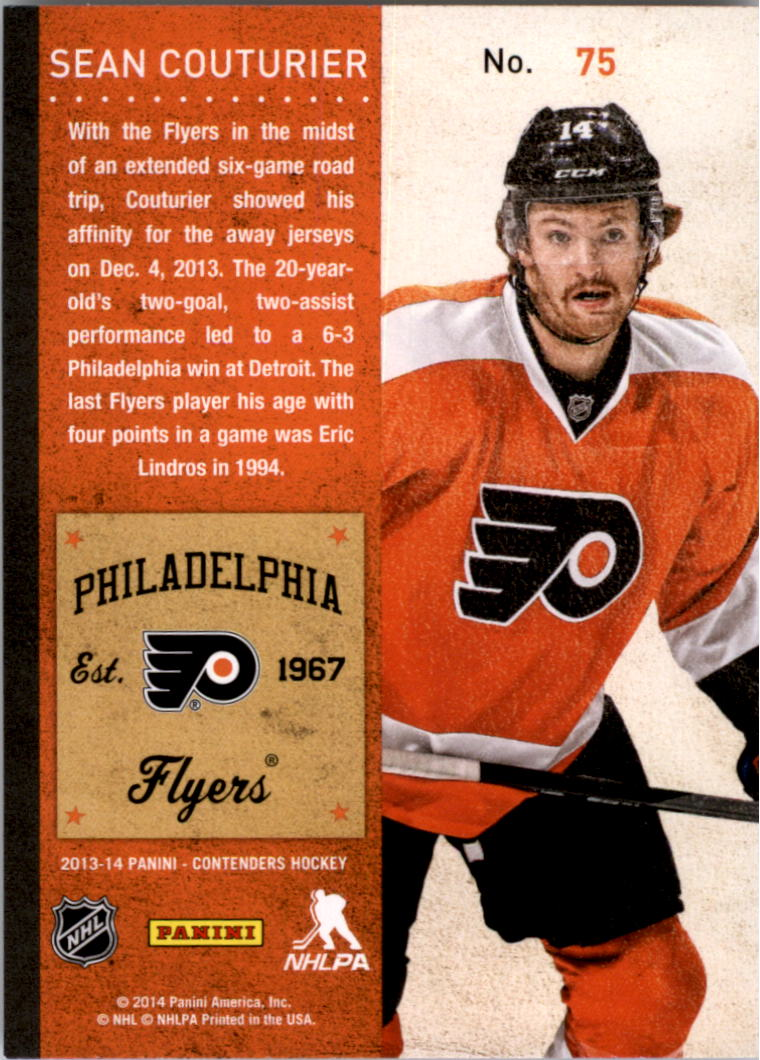 2013-14-Panini-Contenders-Hockey-Pick-Card-From-List thumbnail 113