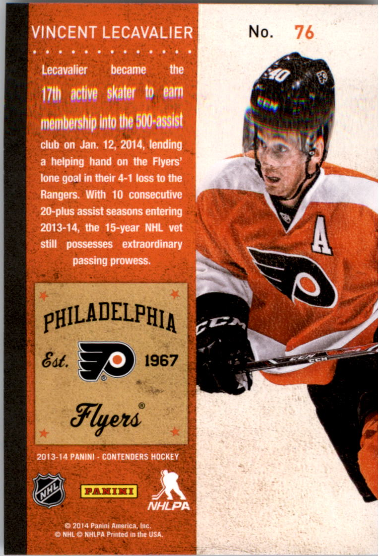 2013-14-Panini-Contenders-Hockey-Pick-Card-From-List thumbnail 115