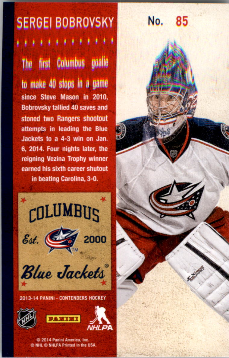 2013-14-Panini-Contenders-Hockey-Pick-Card-From-List thumbnail 127