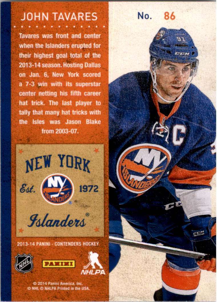 2013-14-Panini-Contenders-Hockey-Pick-Card-From-List thumbnail 129