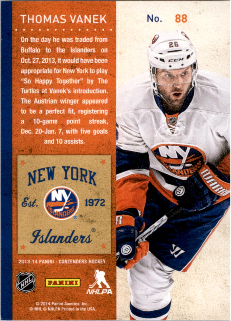 2013-14-Panini-Contenders-Hockey-Pick-Card-From-List thumbnail 131