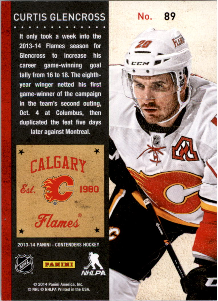 2013-14-Panini-Contenders-Hockey-Pick-Card-From-List thumbnail 133