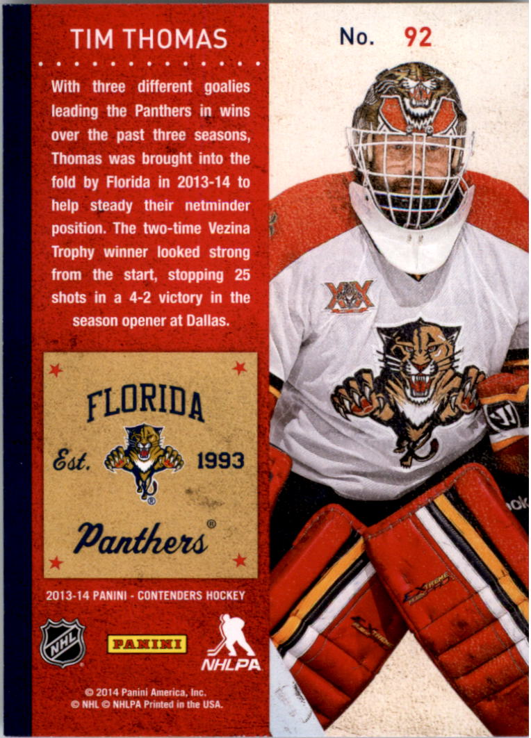 2013-14-Panini-Contenders-Hockey-Pick-Card-From-List thumbnail 137