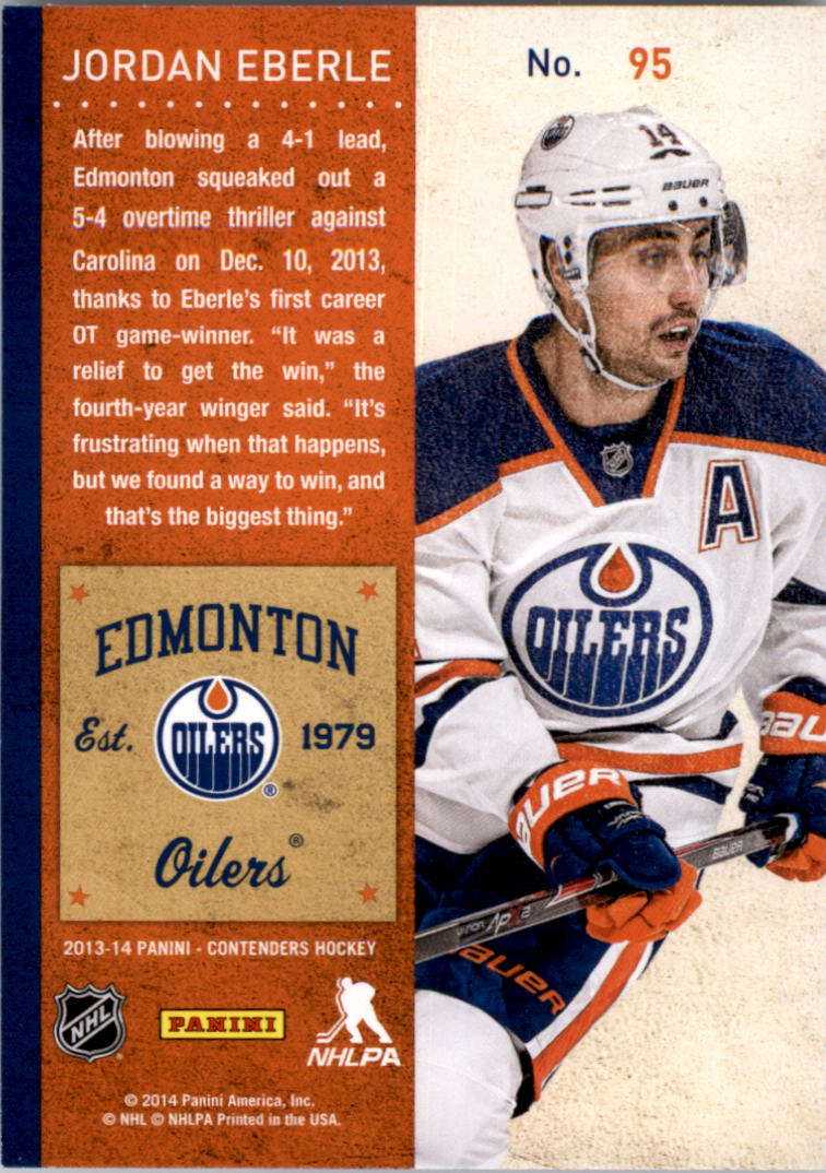 2013-14-Panini-Contenders-Hockey-Pick-Card-From-List thumbnail 143