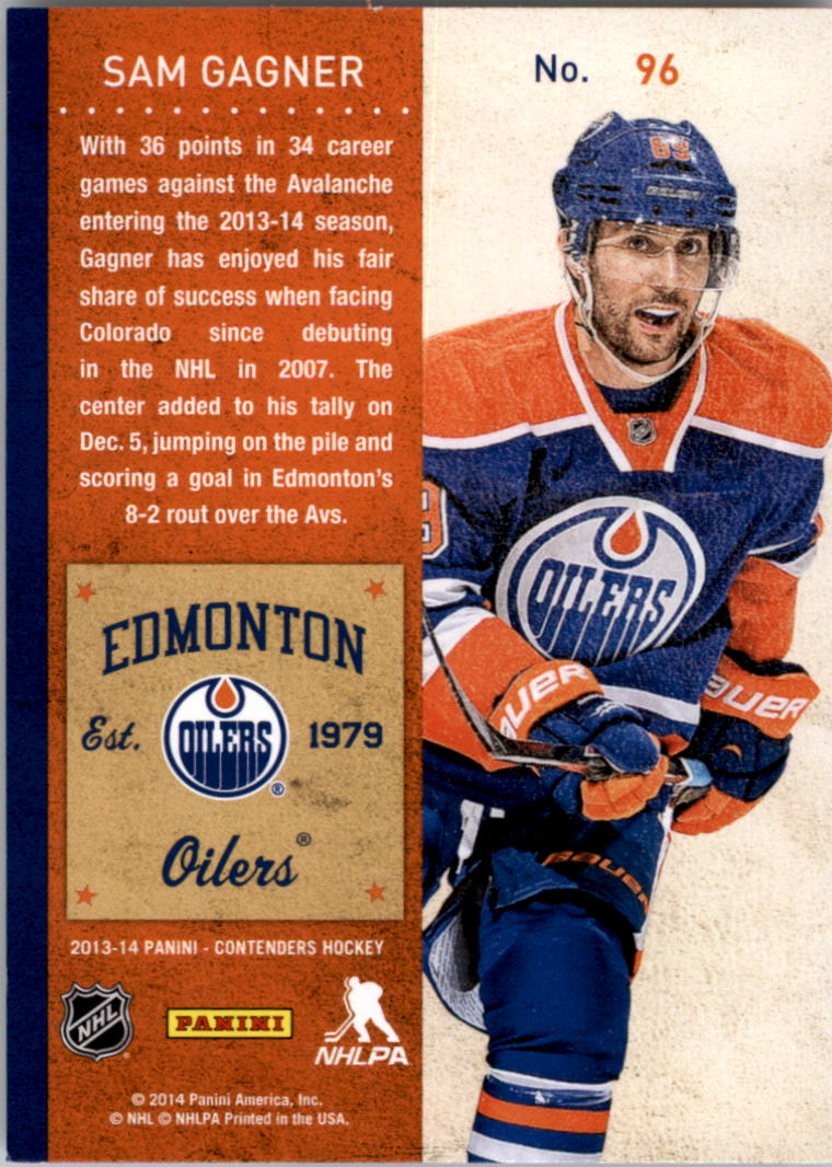 2013-14-Panini-Contenders-Hockey-Pick-Card-From-List thumbnail 145