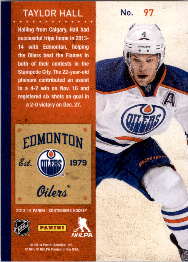 2013-14-Panini-Contenders-Hockey-Pick-Card-From-List thumbnail 147