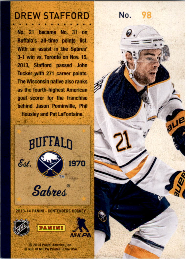 2013-14-Panini-Contenders-Hockey-Pick-Card-From-List thumbnail 149
