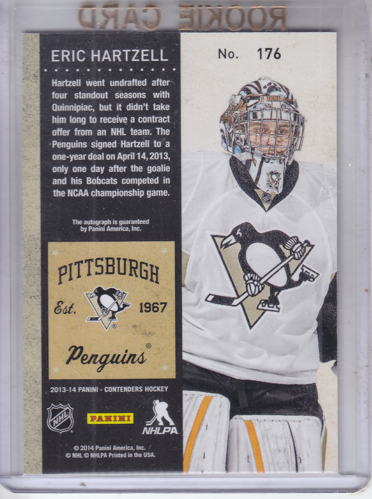 2013-14-Panini-Contenders-Hockey-Pick-Card-From-List thumbnail 161
