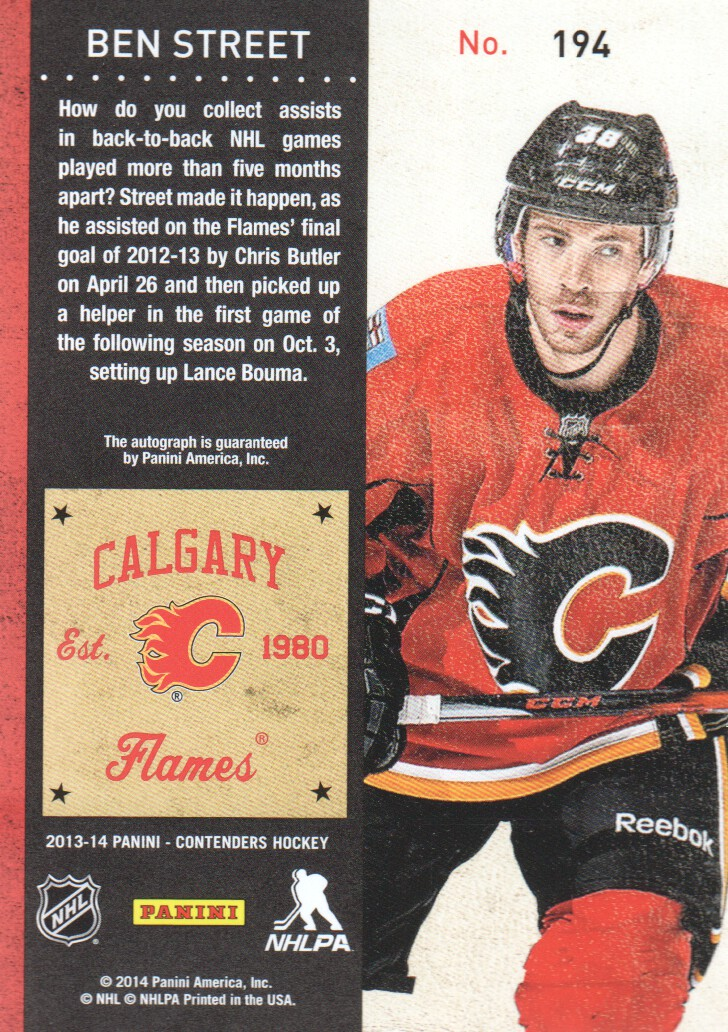 2013-14-Panini-Contenders-Hockey-Pick-Card-From-List thumbnail 163