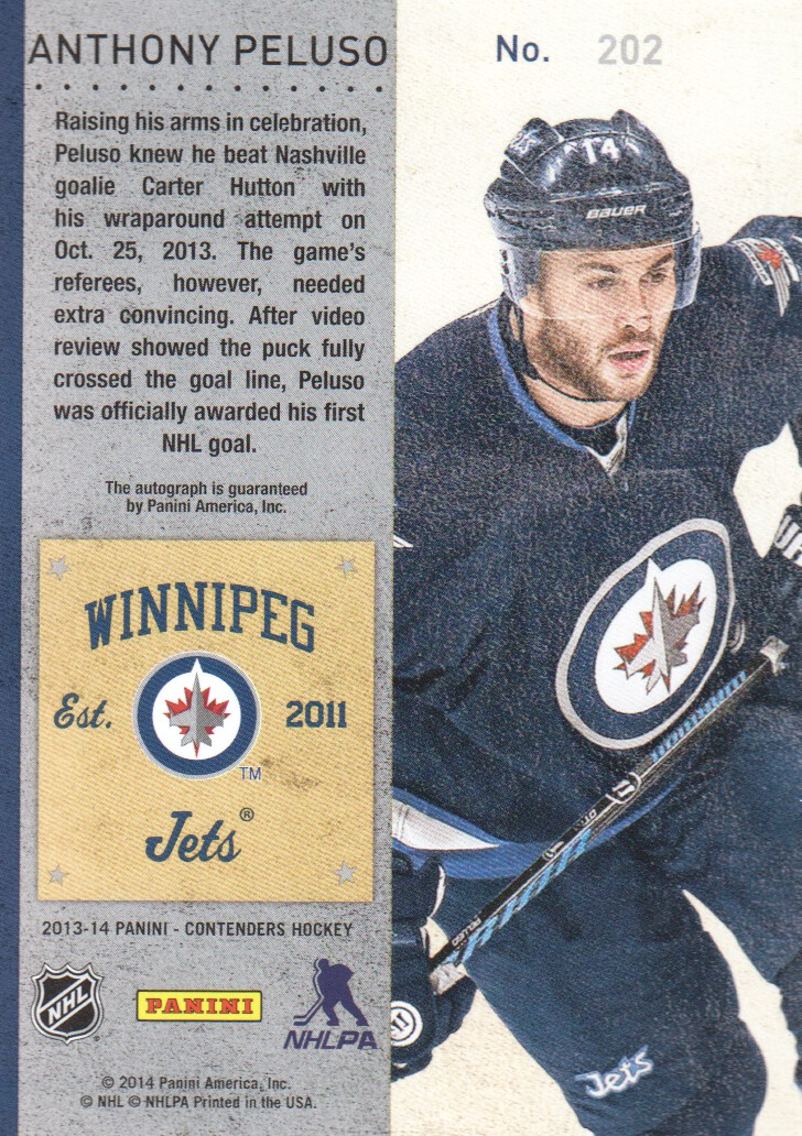 2013-14-Panini-Contenders-Hockey-Pick-Card-From-List thumbnail 165