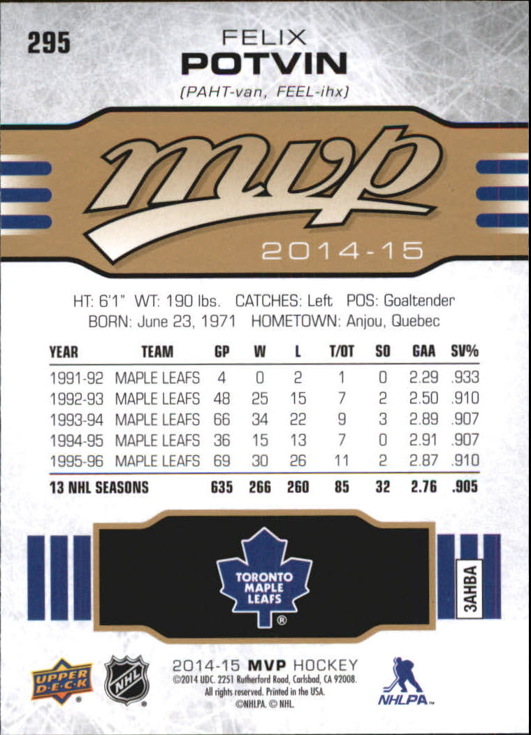 2014-15-Upper-Deck-MVP-Hk-251-SP-039-s-Inserts-U-Pick-Buy-10-cards-FREE-SHIP thumbnail 75