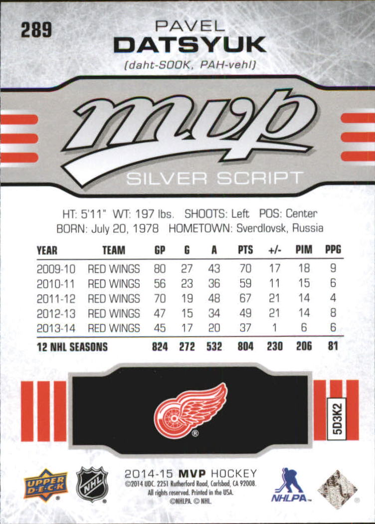2014-15-Upper-Deck-MVP-Hk-251-SP-039-s-Inserts-U-Pick-Buy-10-cards-FREE-SHIP thumbnail 403