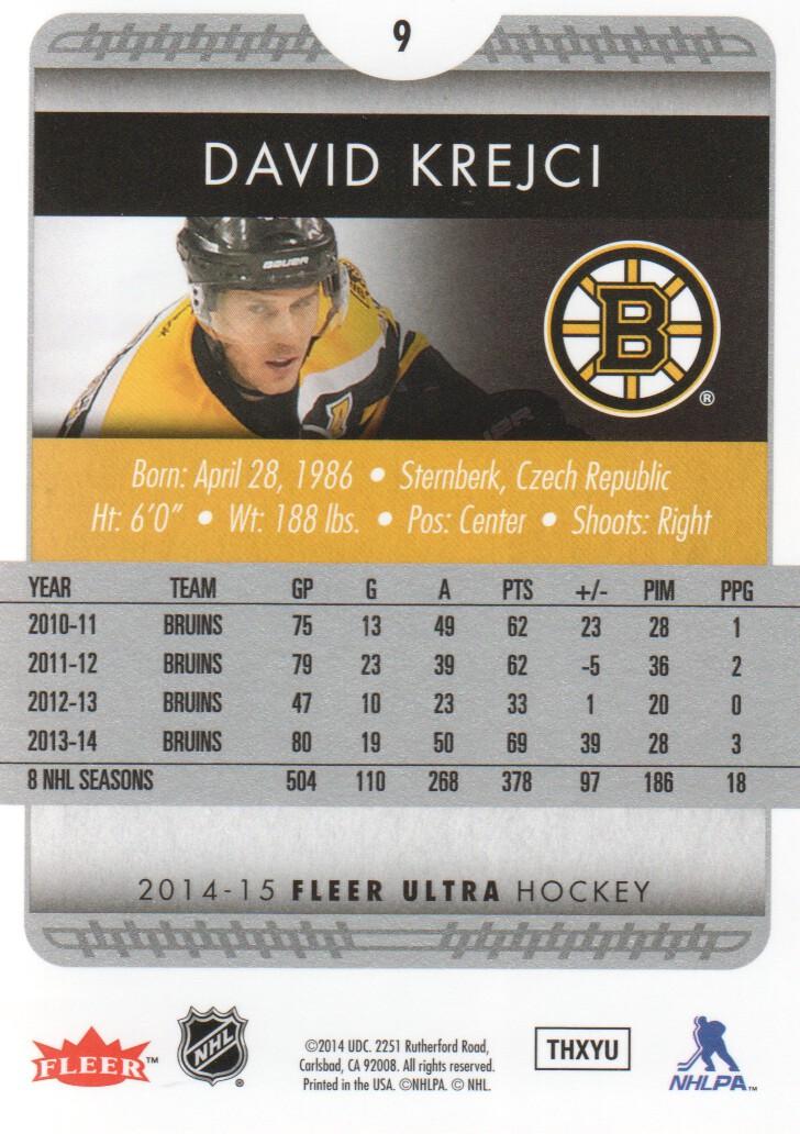 2014-15-Ultra-Hockey-Card-s-1-200-Rookies-You-Pick-Buy-10-cards-FREE-SHIP thumbnail 19