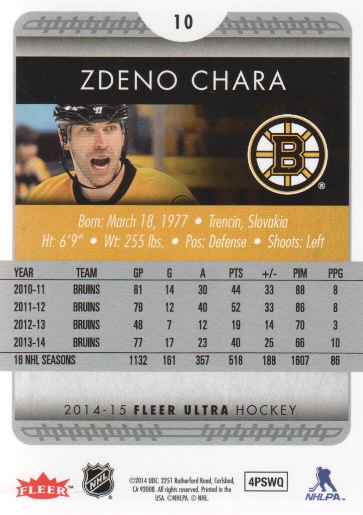 2014-15-Ultra-Hockey-Card-s-1-200-Rookies-You-Pick-Buy-10-cards-FREE-SHIP thumbnail 21