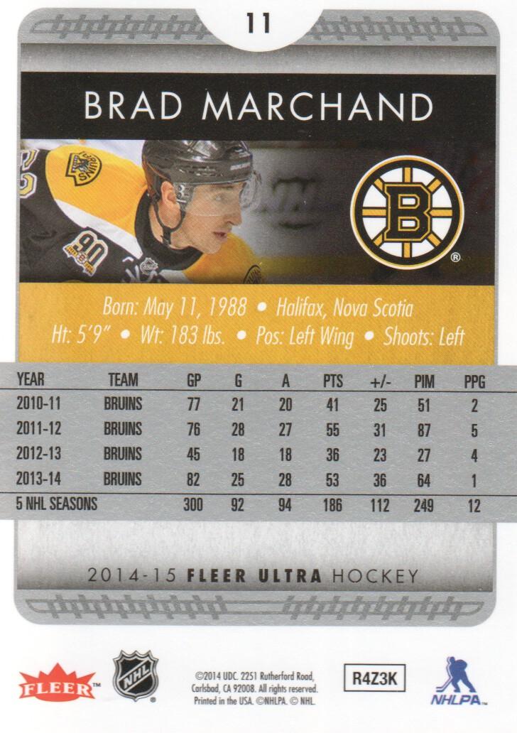 2014-15-Ultra-Hockey-Card-s-1-200-Rookies-You-Pick-Buy-10-cards-FREE-SHIP thumbnail 23
