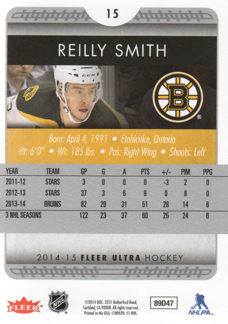 2014-15-Ultra-Hockey-Card-s-1-200-Rookies-You-Pick-Buy-10-cards-FREE-SHIP thumbnail 31