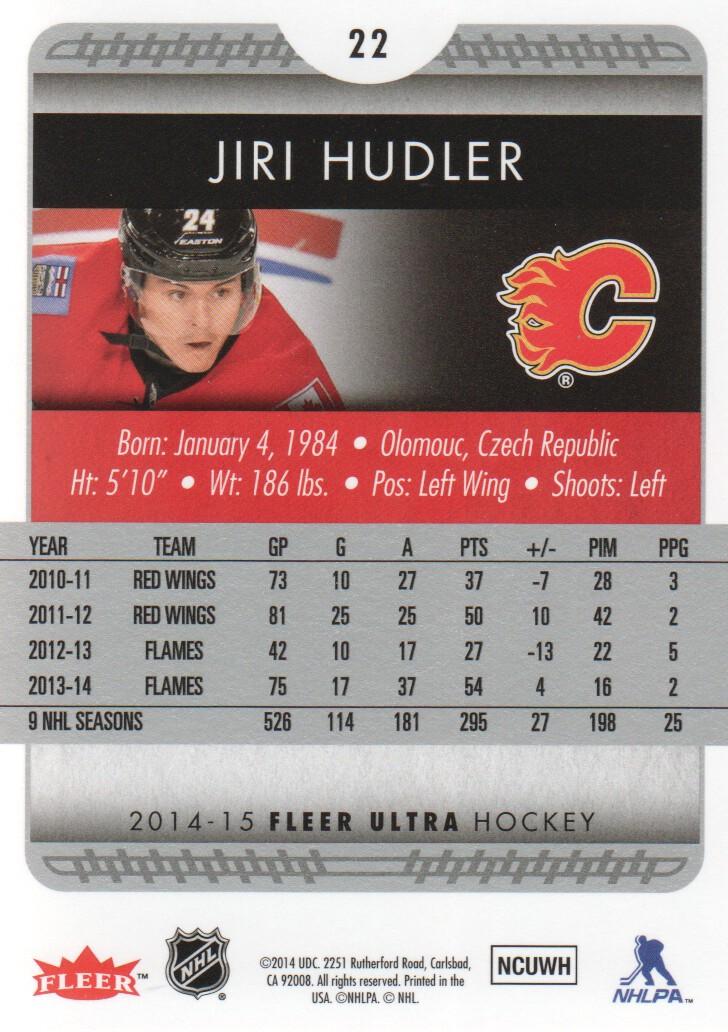 2014-15-Ultra-Hockey-Card-s-1-200-Rookies-You-Pick-Buy-10-cards-FREE-SHIP thumbnail 43