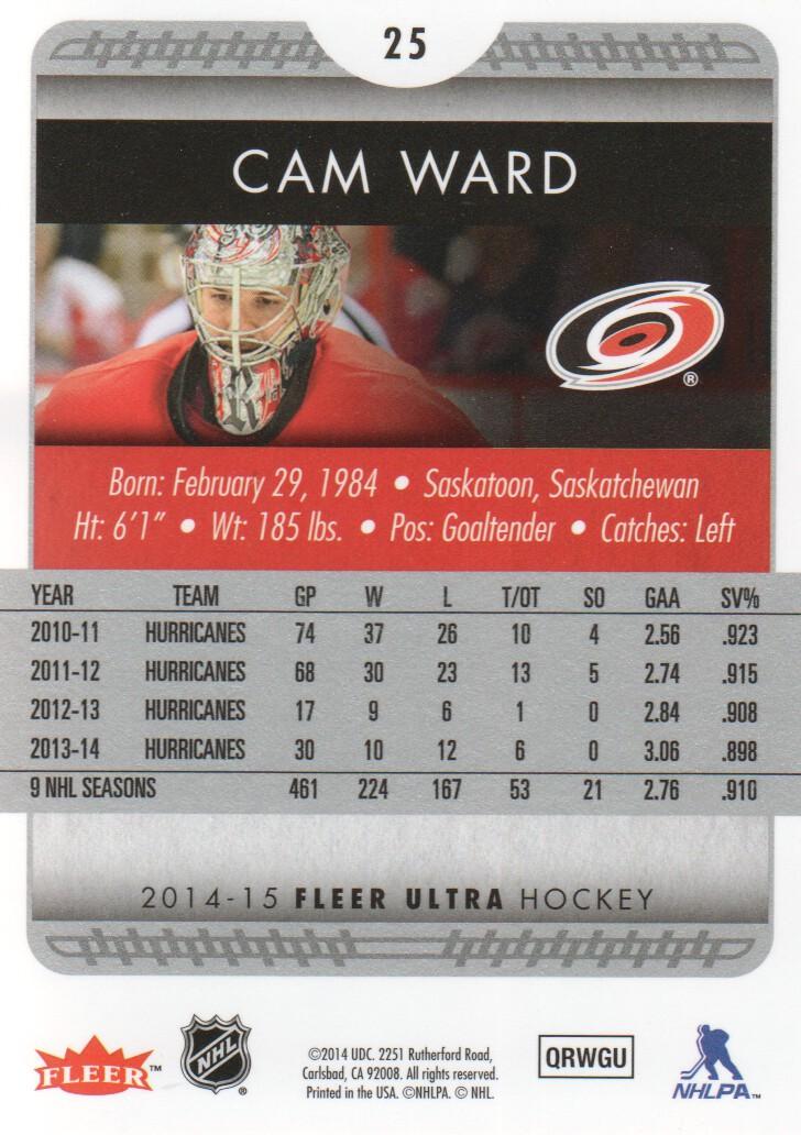 2014-15-Ultra-Hockey-Card-s-1-200-Rookies-You-Pick-Buy-10-cards-FREE-SHIP thumbnail 49