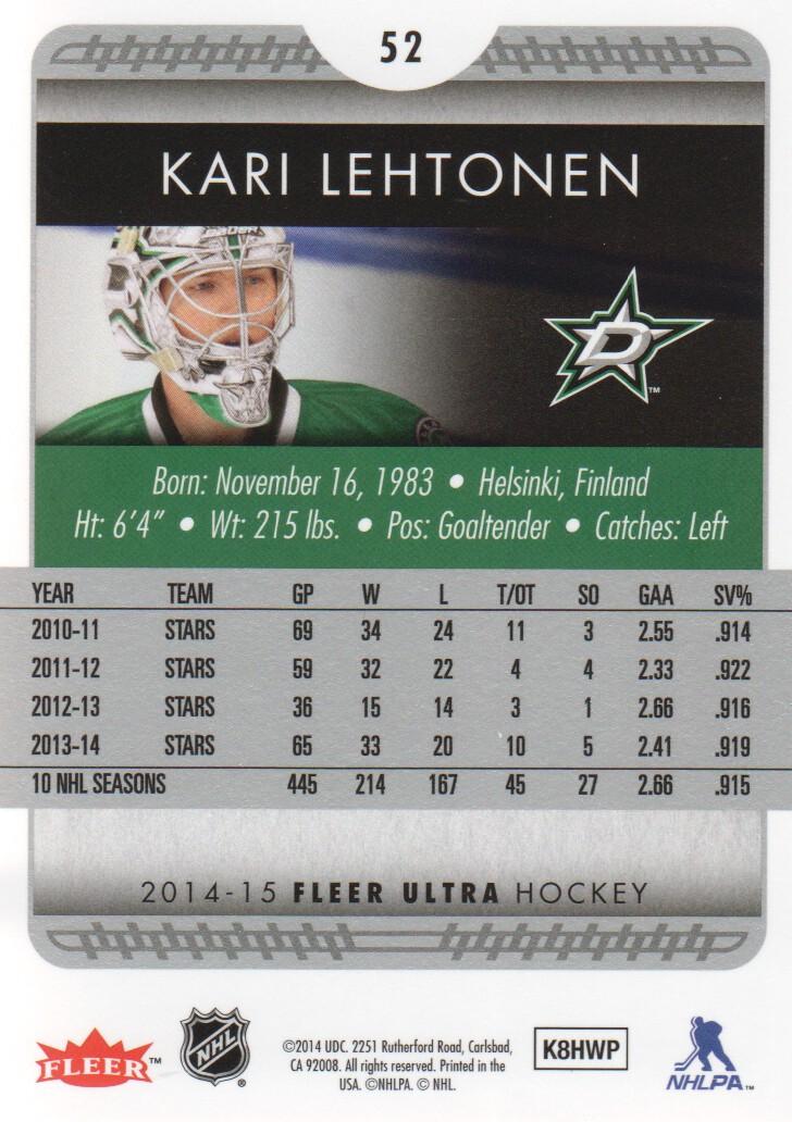 2014-15-Ultra-Hockey-Card-s-1-200-Rookies-You-Pick-Buy-10-cards-FREE-SHIP thumbnail 103