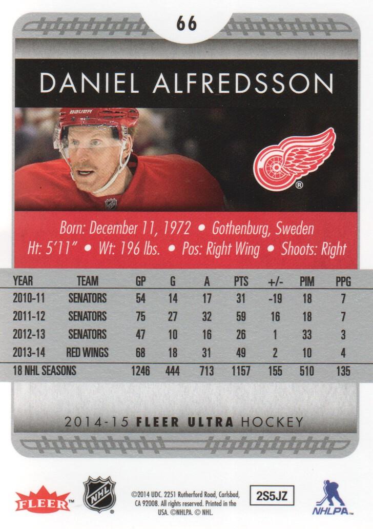 2014-15-Ultra-Hockey-Card-s-1-200-Rookies-You-Pick-Buy-10-cards-FREE-SHIP thumbnail 131